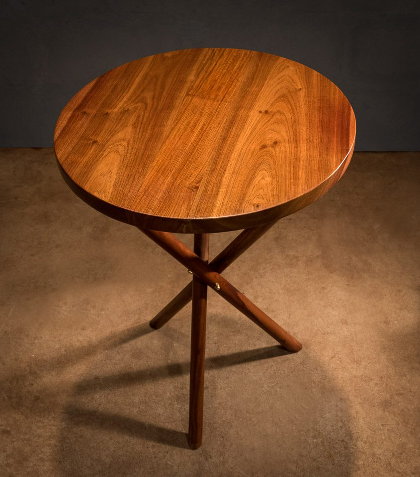 Tripod Table The African Touch