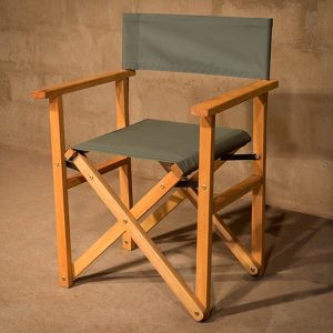 Lite Directors Chair with single canvas. Made from Salina, hardwood. Value for money.