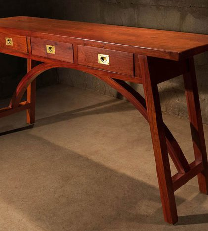 Bridge-Server-three-drawers-solid-zambezi-teak