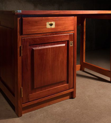 Fridge-Cabinet-and-Desk-beautiful-traditional-joinery