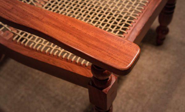 Planters-Chair-armrest-detail