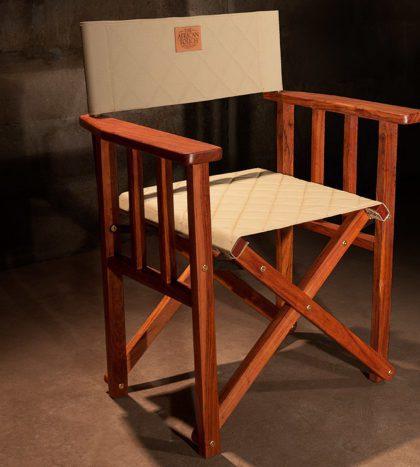 Safari Director's Chair